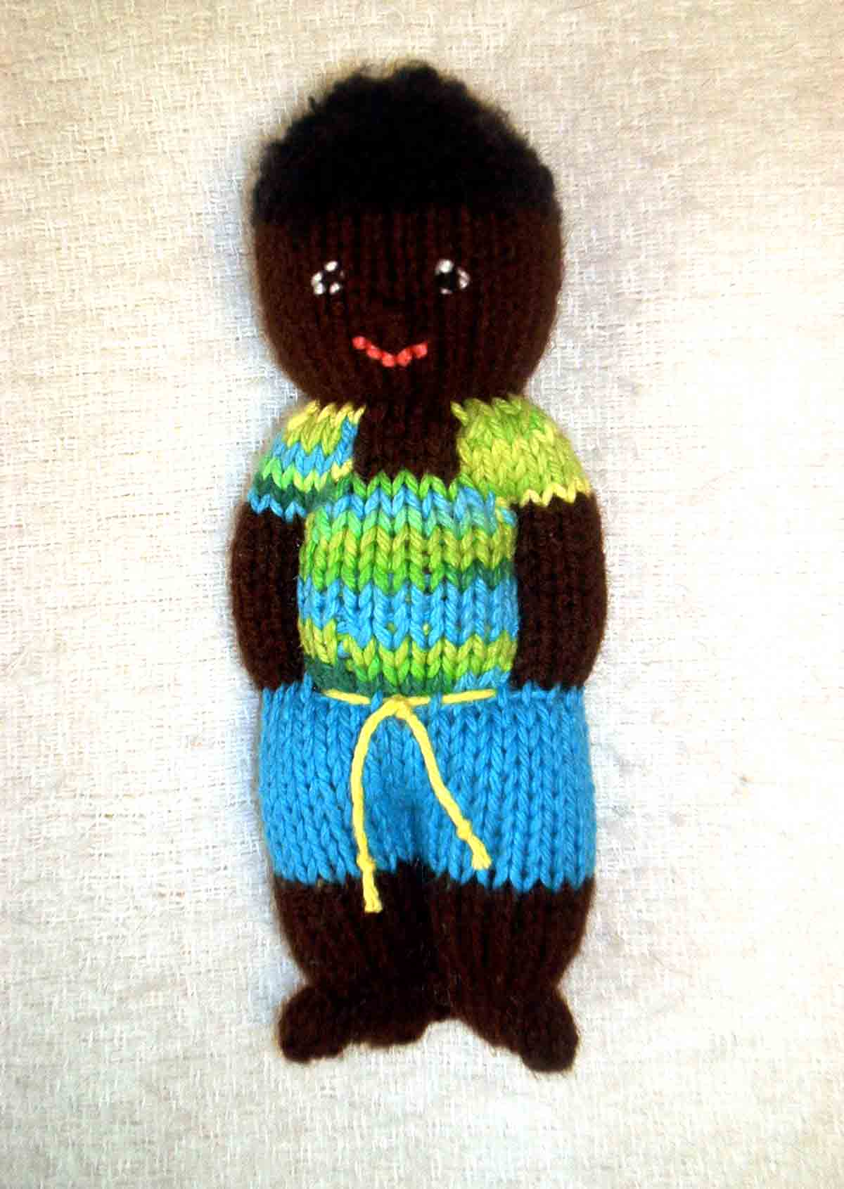 Knitting Patterns Charity : Charity Knitting-Comfort Dolls Random Bits of Projects
